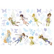 Sticker Fairies 25 cm x 70 cm
