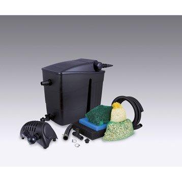 pompe et kit de filtration pour bassin de jardin au. Black Bedroom Furniture Sets. Home Design Ideas