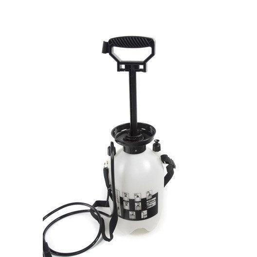 Pulv risateur pression tup5lb 4 l leroy merlin - Lance telescopique pulverisateur toiture leroy merlin ...
