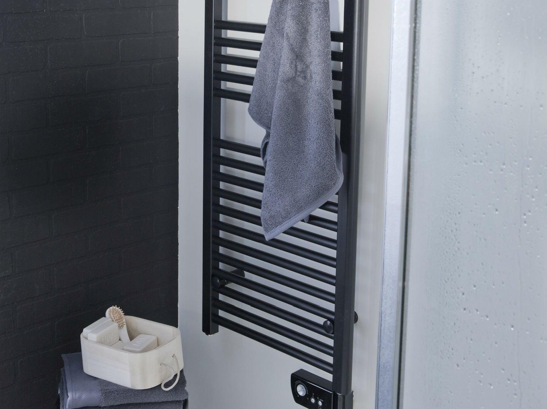 Installer un sèche-serviettes