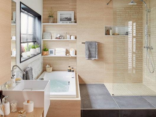 Baignoire balnéo, spa et sauna | Leroy Merlin