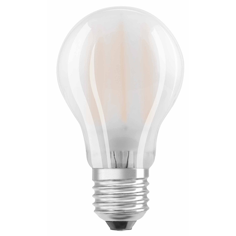 ampoule led standard e27 4w 470lm quiv 40w 4000k osram leroy merlin. Black Bedroom Furniture Sets. Home Design Ideas