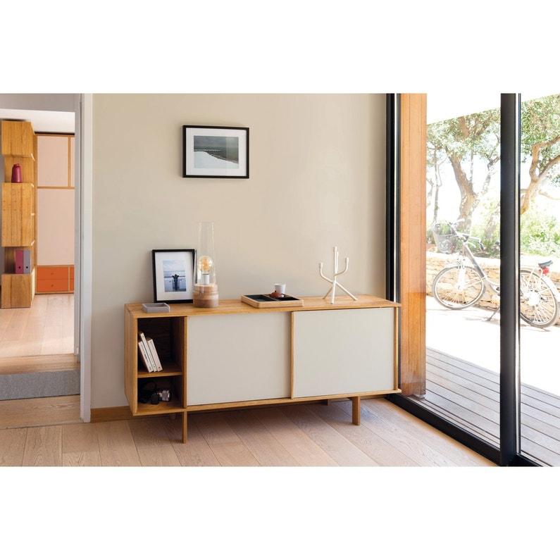 Peinture mur, boiserie, radiateur toutes pièces Multisupports ENVIE, beige  lin,