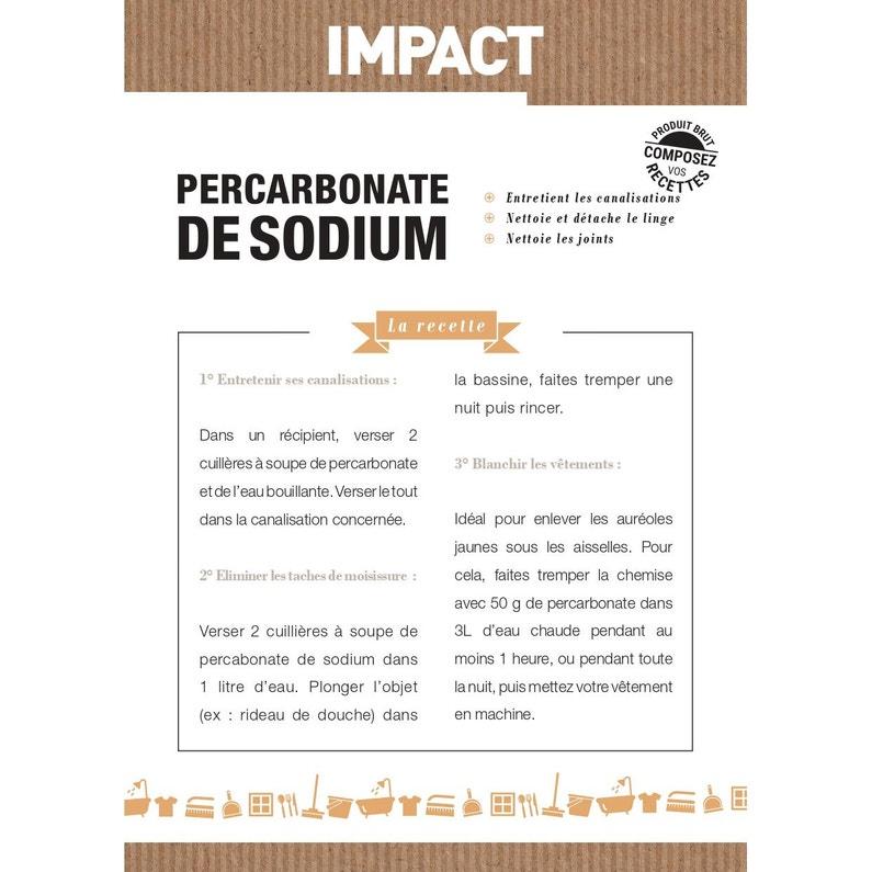 Percarbonate Poudre Multisurface Impact 05 Kg