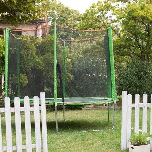 Trampoline extérieur pour enfants