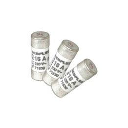 Lot de 3 fusibles céramique 16 A, 10.3 x 25.8 mm