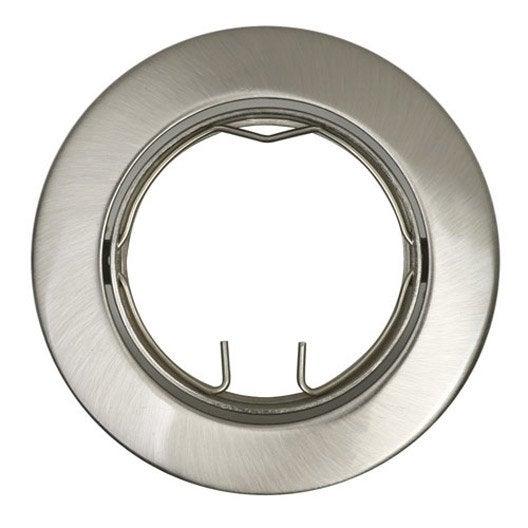 anneau pour spot à encastrer clane orientable sans ampoule inspire