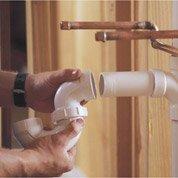 Installer une évacuation PVC (45 min - 1h)