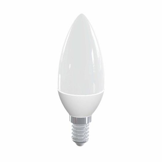 ampoule led flamme e14 3w 250lm quiv 25w 3000k 300 lexman leroy merlin. Black Bedroom Furniture Sets. Home Design Ideas