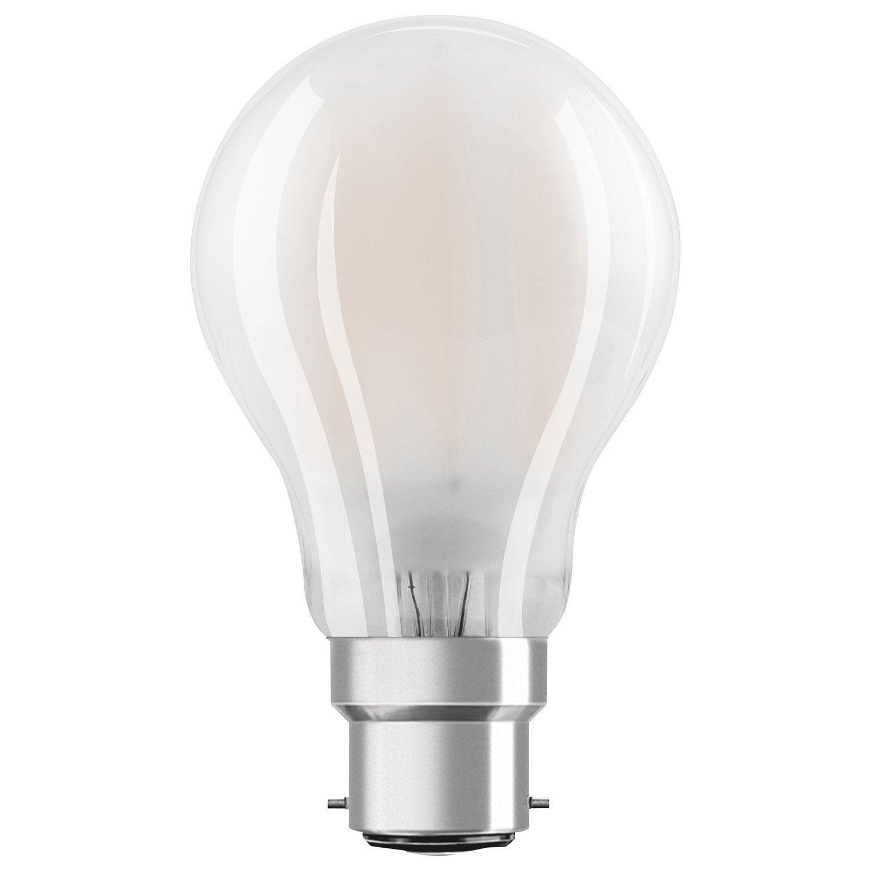 ampoule led standard b22 11w 1420lm quiv 100w 2700k. Black Bedroom Furniture Sets. Home Design Ideas