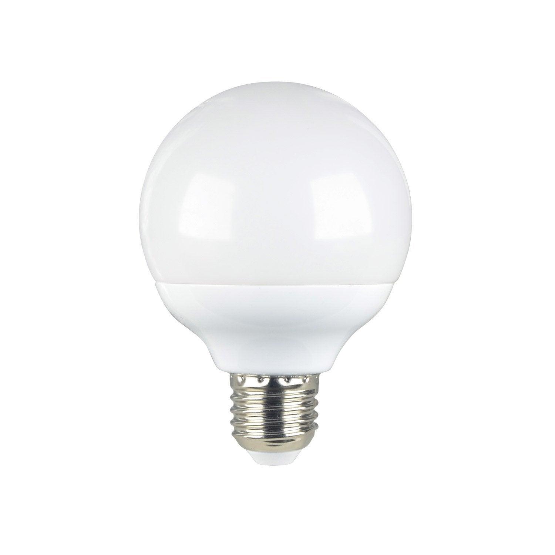 E27 Led Bulb Globe Diameter 80mm 85w 806lm Equiv 60w 4000k 300 Lexman