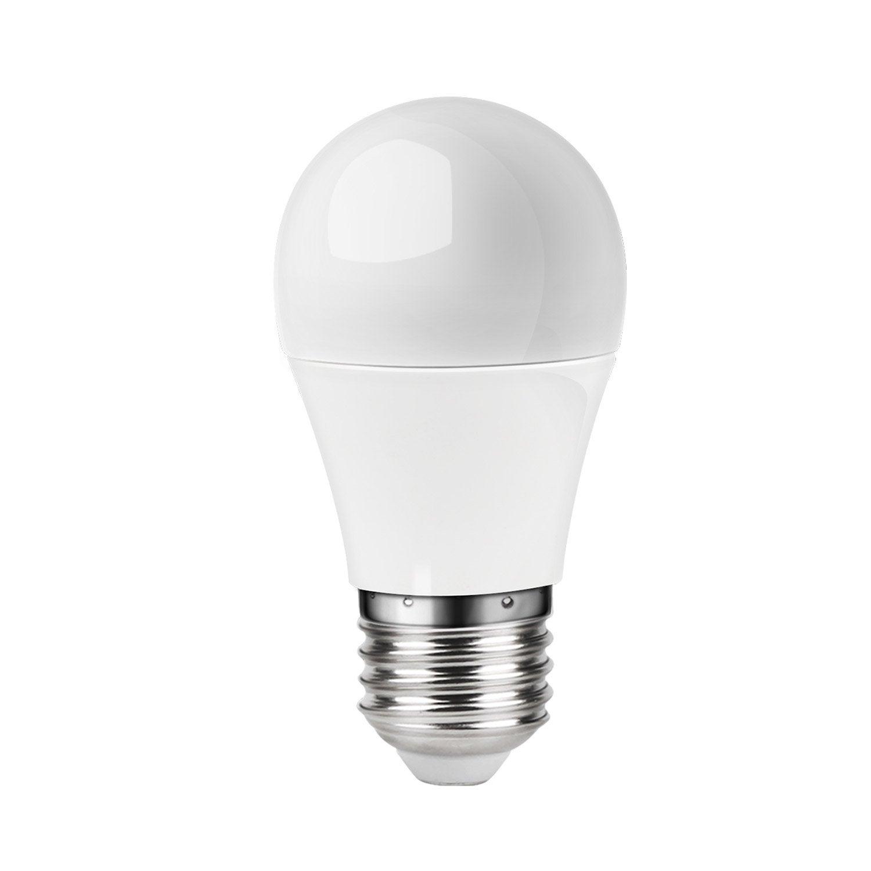 Round Led Bulb E27 8w 806lm Equiv 60w 4000k 300 Lexman