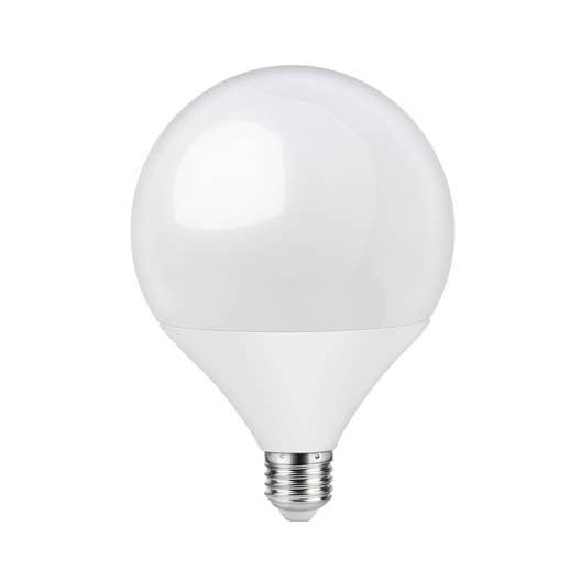 ampoule led globe e27 diam 120mm 22w 2452lm quiv 150w 3000k 300 lexman leroy merlin. Black Bedroom Furniture Sets. Home Design Ideas