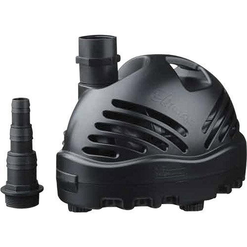 Pompe et kit de filtration pour bassin de jardin