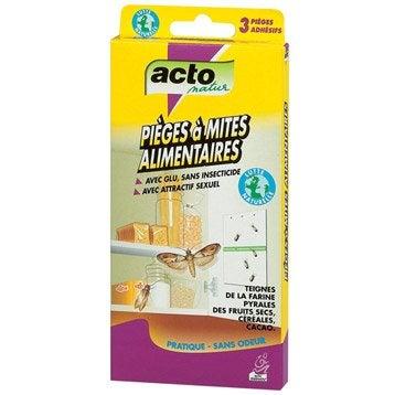 Piège antimites ACTO, lot de 3