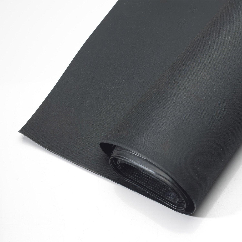 Membrane d'étanchéité pour toit plat Easygum gris l.0.5 x L.3.37 m   Leroy Merlin