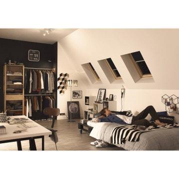 store velux store fen tre de toit occulter un velux au. Black Bedroom Furniture Sets. Home Design Ideas