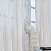 climatiseur mobile delonghi pac n87 silent 2500 w leroy merlin. Black Bedroom Furniture Sets. Home Design Ideas