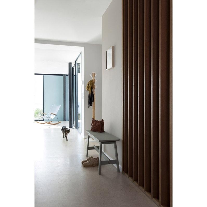 Peinture mur, boiserie, radiateur Multisupports ENVIE, gris cendre, 0.5l,  velours