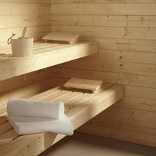 Baignoire baln o spa et sauna salle de bains leroy merlin - Baignoire d angle leroy merlin ...
