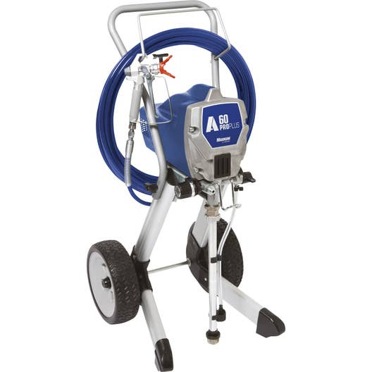 pistolet peinture airless haute pression magnum by graco a60 proplus graco leroy merlin