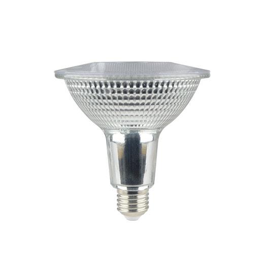 ampoule led r flecteur par38 e27 11w 875lm quiv 100w 4000k 30 lexman leroy merlin. Black Bedroom Furniture Sets. Home Design Ideas