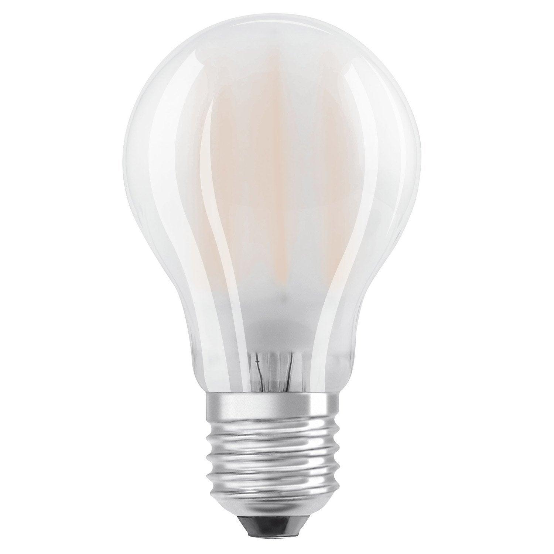 Ampoule 8w806lméquiv Compatible Variateur 2700k Led 60wE27 m0wN8nv