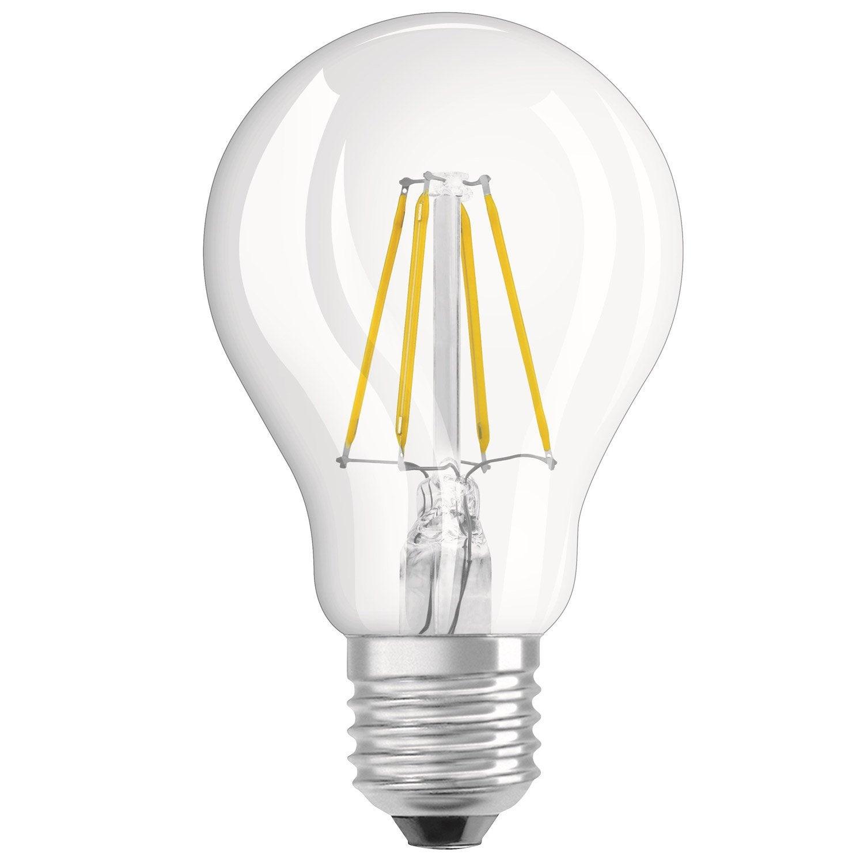 75w4000k Led 8w1055lméquiv Osram Filament Standard E27 Ampoule Nmnv0w8
