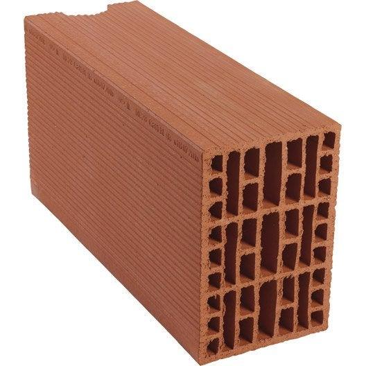 brique bgv thermo2 cm leroy merlin. Black Bedroom Furniture Sets. Home Design Ideas
