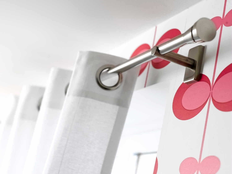beautiful bien choisir sa barre rideaux with rideau bonne femme pour porte fenetre. Black Bedroom Furniture Sets. Home Design Ideas