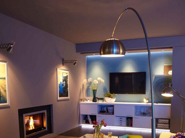 ventilateur de plafond n mo aluminium bross leroy merlin. Black Bedroom Furniture Sets. Home Design Ideas