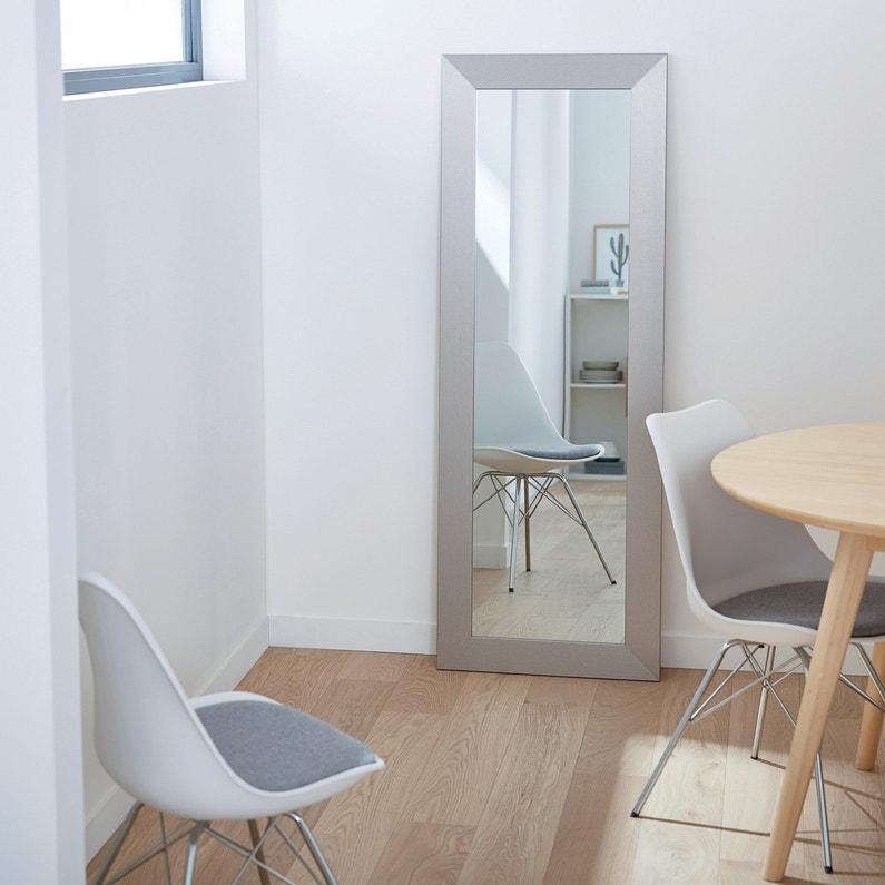 Miroir Rectangulaire Loft Acier L403 X H1403 Cm