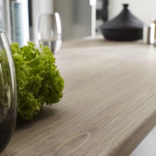 plan de travail et cr dence cuisine leroy merlin. Black Bedroom Furniture Sets. Home Design Ideas