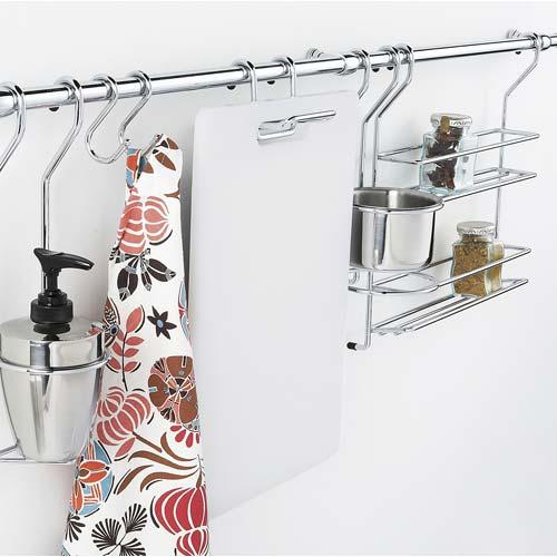 choisir l'original code de promo bonne texture Poubelle, tabouret et accessoires de cuisine - range couvert ...