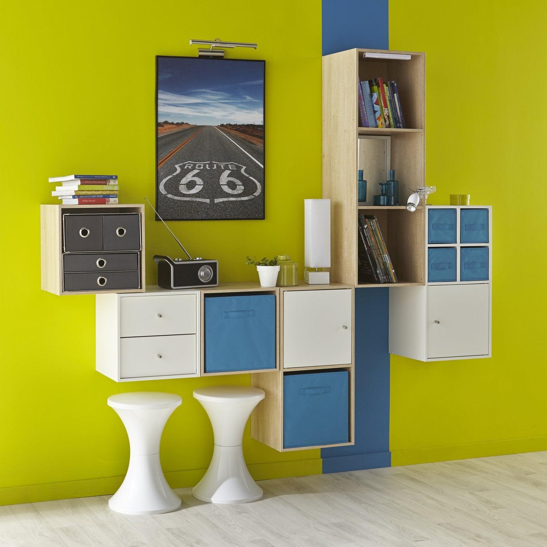 rangement tissu leroy merlin excellent diy crer un banc de rangements leroy merlin banquette. Black Bedroom Furniture Sets. Home Design Ideas