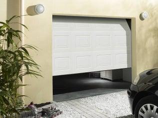 Comment poser une porte de garage sectionnelle leroy merlin - Pose d une porte de garage sectionnelle motorisee ...
