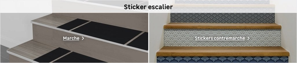Adhésif Et Sticker Escalier Décoration Murale