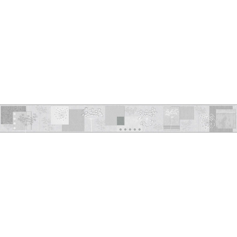 Frise Papier Intissé Aura L 12 Cm X L 5 M