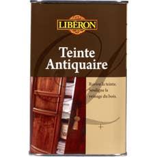 Teinte bois durs liberon 0 5 l ch ne fonc leroy merlin - Teinte bois leroy merlin ...