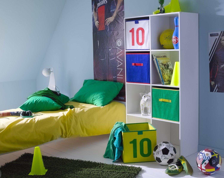 des caissons de rangement bas pour votre chambre d 39 enfant. Black Bedroom Furniture Sets. Home Design Ideas