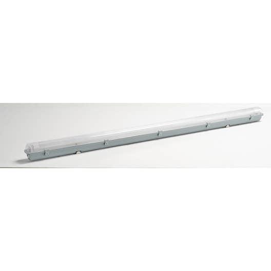 Réglette Etanche led LED 1 x 18 W G13