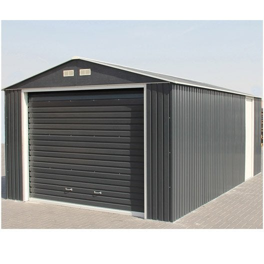 garage carport abri voiture au meilleur prix leroy merlin. Black Bedroom Furniture Sets. Home Design Ideas