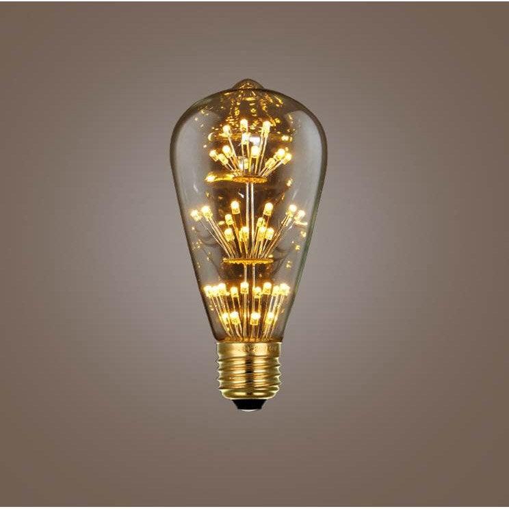 Led 3w Ampoule Décorative E27 2500k Edison ARL5j4