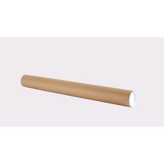 tube d 39 exp dition postal long 50cm leroy merlin. Black Bedroom Furniture Sets. Home Design Ideas