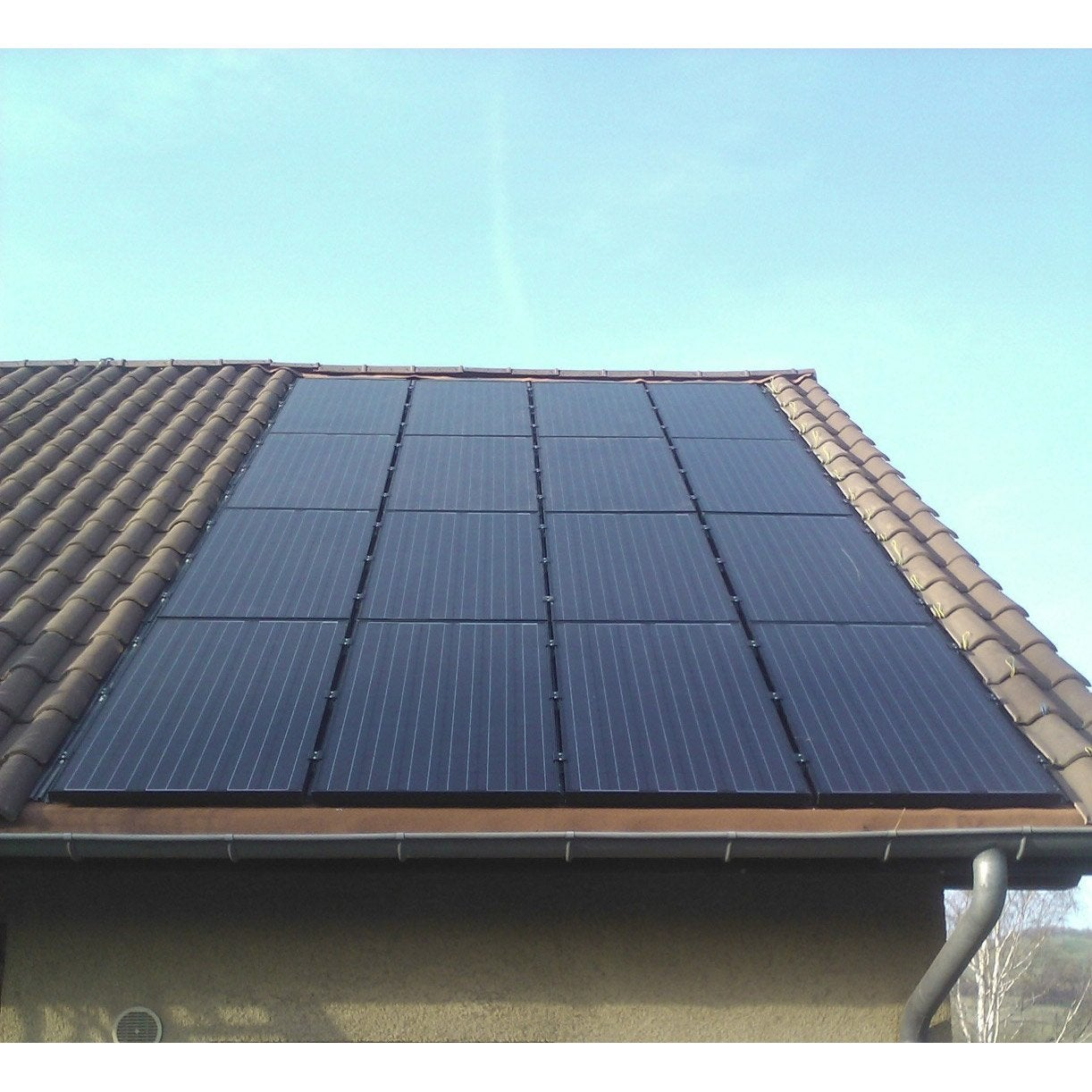 kit solaire photovolta que premium int gr watt home 3675w leroy merlin. Black Bedroom Furniture Sets. Home Design Ideas