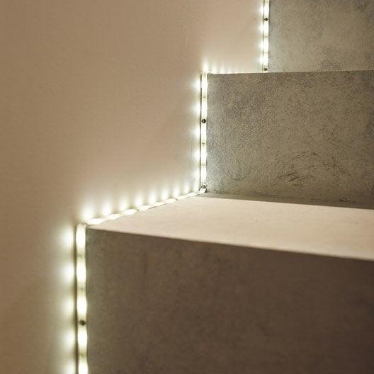 ruban led 5m blanc 3000k 960 lumens flexled inspire. Black Bedroom Furniture Sets. Home Design Ideas