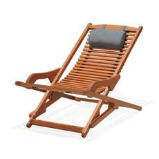 fauteuil de jardin en r sine tress e el gance gris leroy merlin. Black Bedroom Furniture Sets. Home Design Ideas