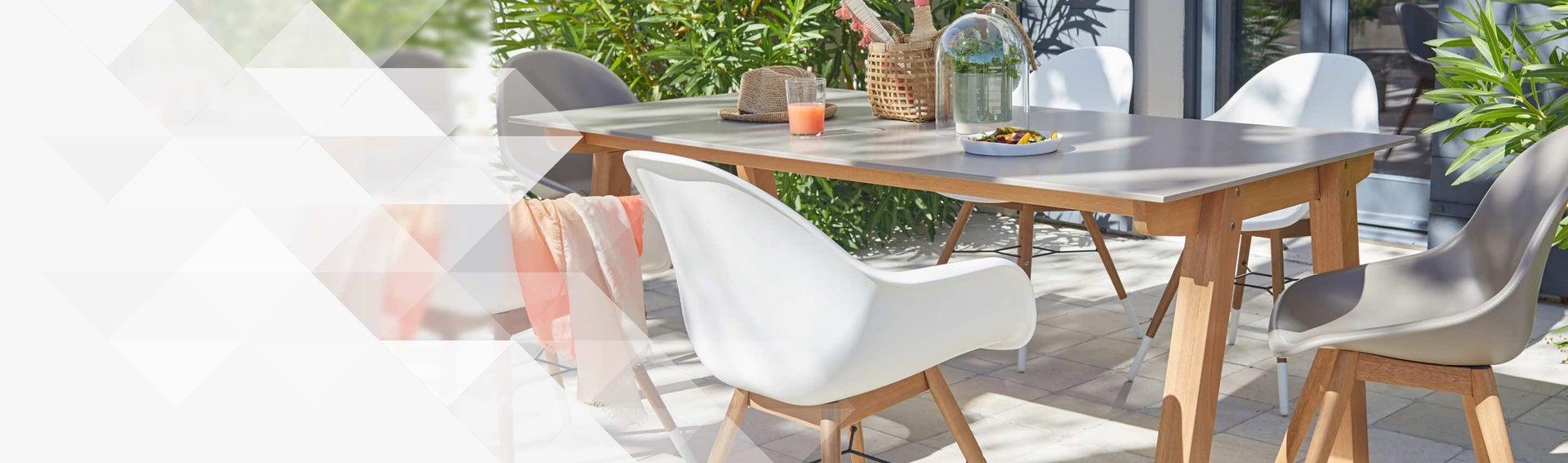 Terrasse, jardin, aménagement extérieur et piscine   Leroy Merlin