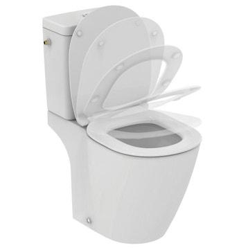Abattant Pour Wc Et Accessoires Toilette Wc Abattant Et