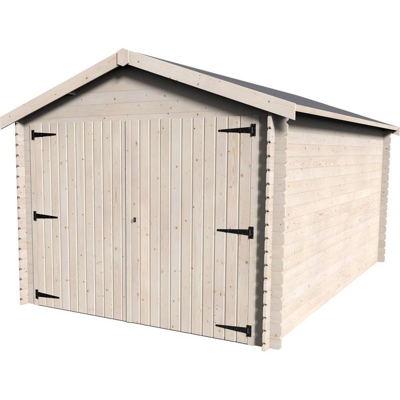 Garage Bois Voiture